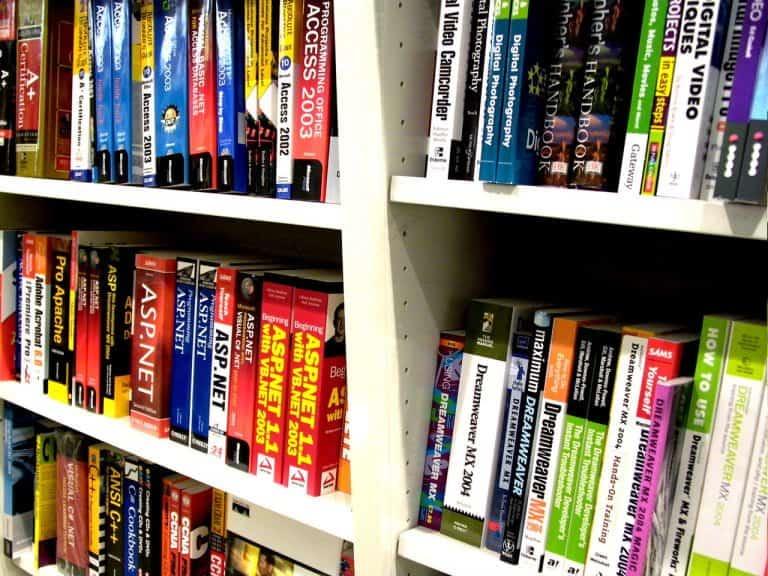 Biblioteca para emprendedores