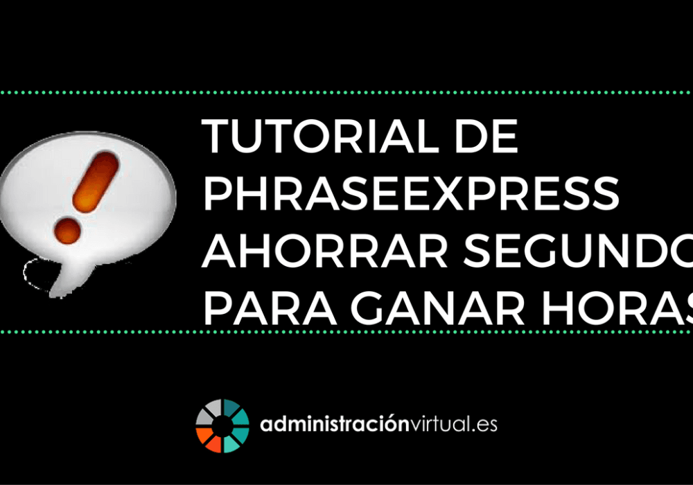 tutorial phraseexpress