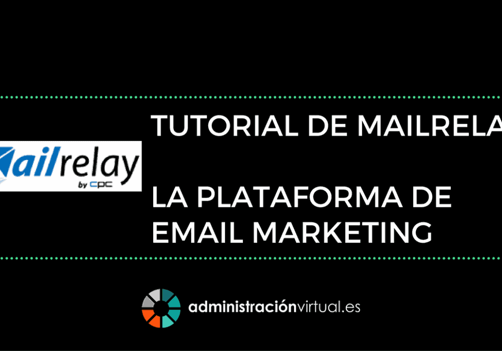 Tutorial de mailrelay