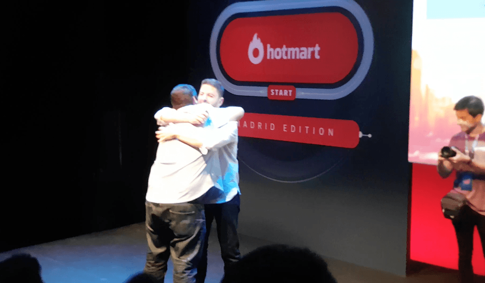 Resumen de mi asistencia al evento Hotmart Start