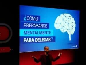 Prepararse mentalmente para delegar