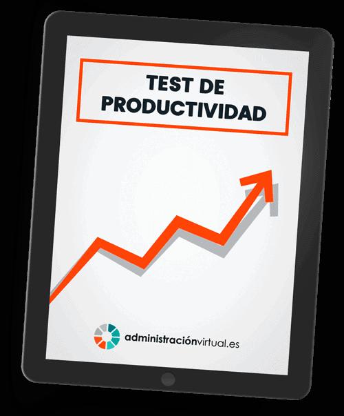 test de productividad