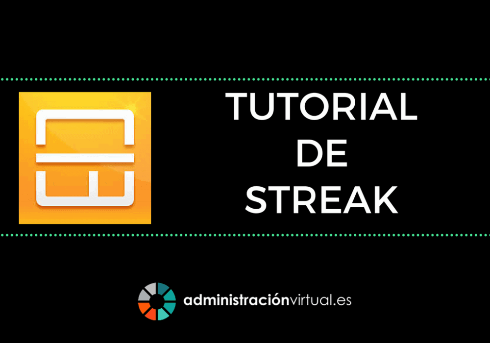 Tutorial de Streak