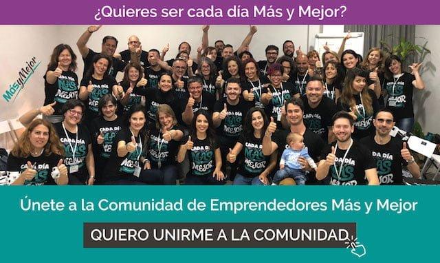 comunidad masymejor