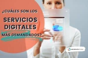 Servicios Digitales Mas Demandados